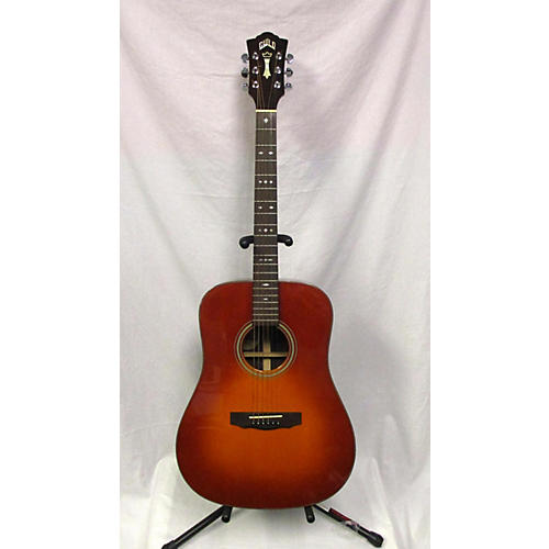 Guild Gad50E Acoustic Electric Guitar-thumbnail