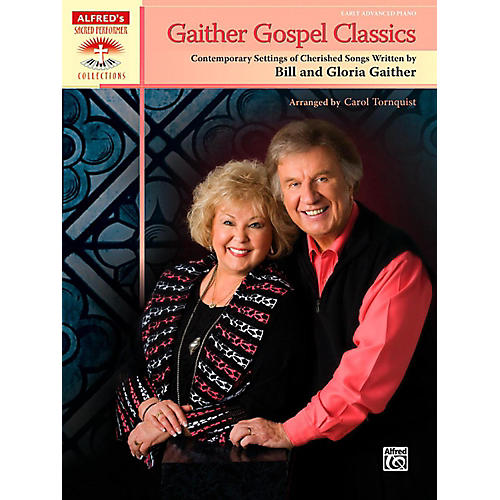 Alfred Gaither Gospel Classics Early Advanced Piano Book