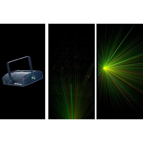 American DJ Galaxian Green & Red DMX Laser