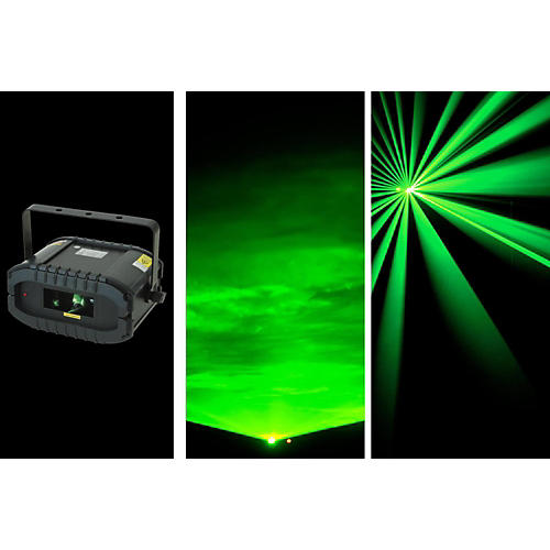 American DJ Galaxian Sky DMX Laser Effect-thumbnail