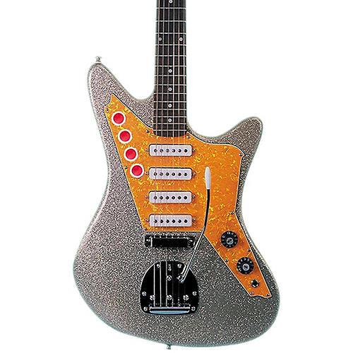 DiPinto Galaxie 4 - Los Straitjackets Electric Guitar-thumbnail