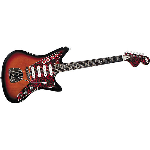 DiPinto Galaxie 4 Electric Guitar-thumbnail