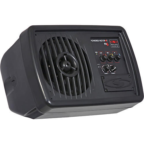 Galaxy Audio Galaxy Audio PA6S 170W Powered Compact Personal Hot Spot Stage Monitor<br>