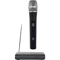 Galaxy Audio VHF Wireless Handheld Microphone System (VESR/H18V54)
