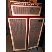 Tone King Galaxy Head And 4x12 Cabinet Guitar Stack