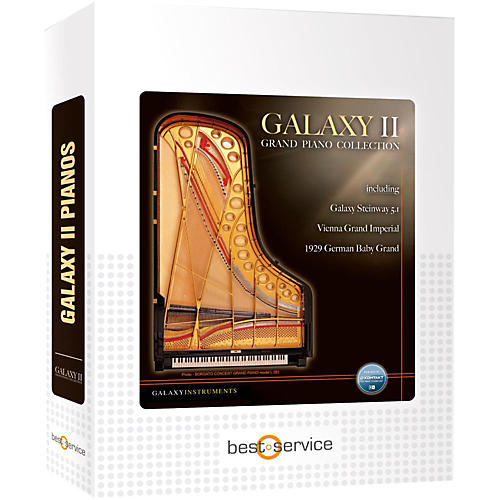 Best Service Galaxy II Pianos-thumbnail