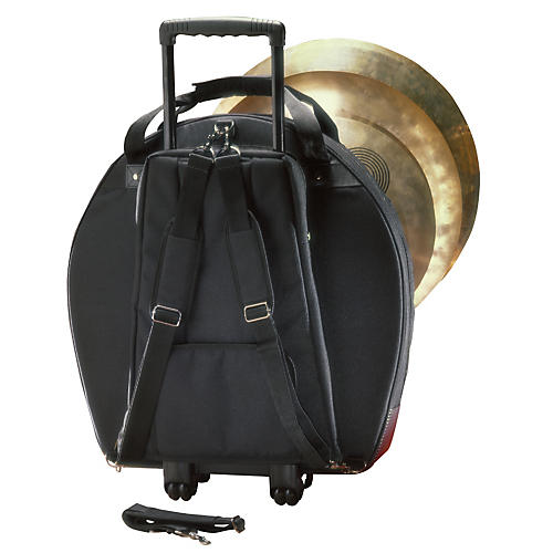 Humes & Berg Galaxy Tilt-N-Pull Cymbal Bag with Padded Dividers-thumbnail