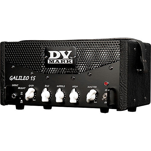 DV Mark Galileo 15 15W Tube Guitar Amp Head-thumbnail