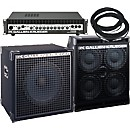 Gallien-Krueger 700RB Biamp Stack Package (KIT-482585)