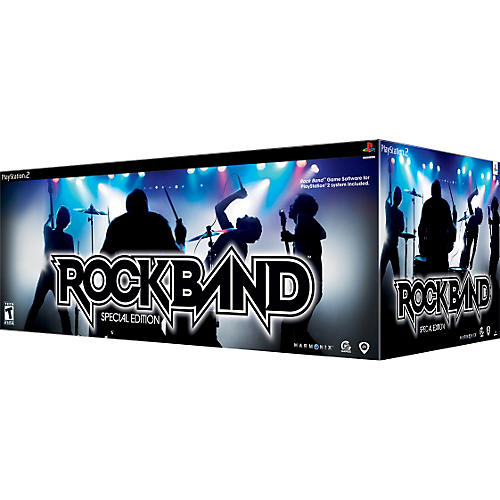 Rock Band Game Bundle
