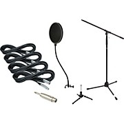 Garage Band Recording Accessories Pack