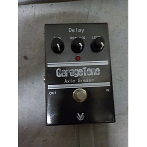 Pre-owned Visual Sound Garage Tone Axle Grease Effect Pedal by Visual Sound