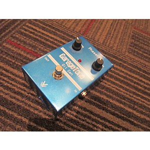 Pre-owned Visual Sound Garage Tone Oil Can Phaser Effect Pedal by Visual Sound