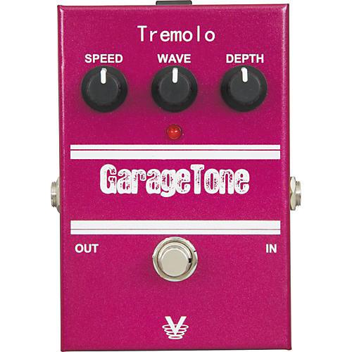 Visual Sound GarageTone Series Tremolo Guitar Effects Pedal