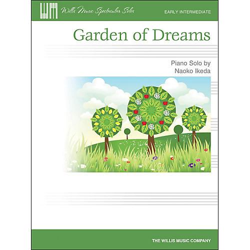 Hal Leonard Garden Of Dreams - Early Intermediate Piano Solo Sheet-thumbnail