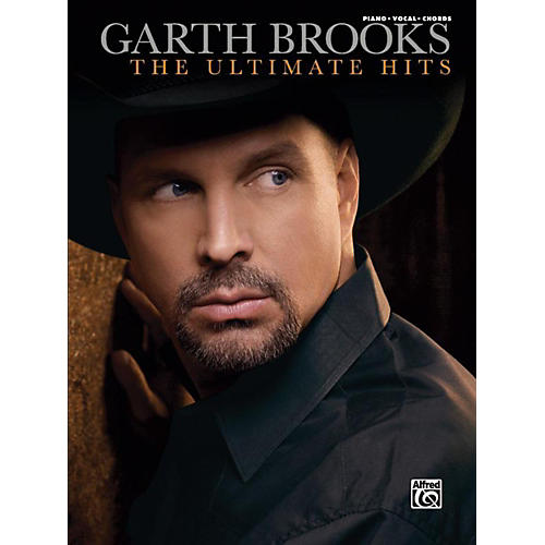 Alfred Garth Brooks - The Ultimate Hits P/V/C Book