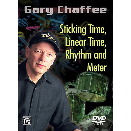 Alfred Gary Chaffee - Sticking Time, Linear Time, Rhythm and Meter DVD-thumbnail