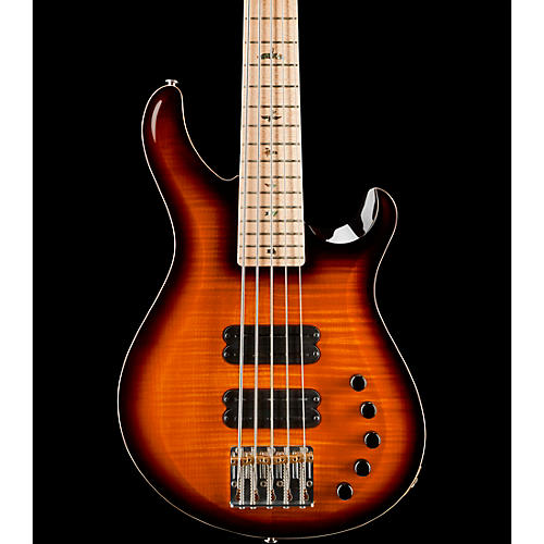 PRS Gary Grainger 5-String Electric Bass Guitar with Maple Fretboard-thumbnail