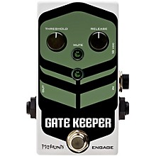Pigtronix Gatekeeper Noise Gate Pedal Level 1