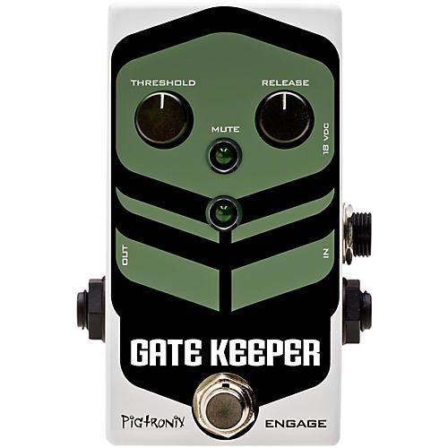 Pigtronix Gatekeeper Noise Gate Pedal-thumbnail