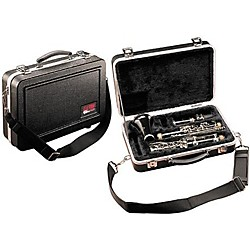 Gator GC Series Deluxe ABS Clarinet Case