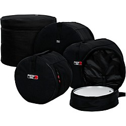 Gator GP-Fusion-100 5-Piece Padded Drum Bag Set (GP-FUSION 100)