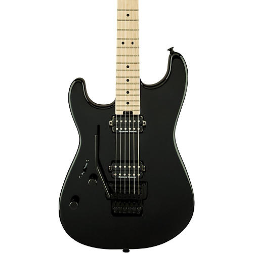 Charvel Gauges Pro-Mod San Dimas Style 1 HH with Floyd Rose Left-Handed Electric Guitar-thumbnail