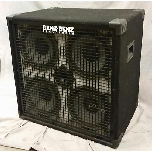 Genz Benz Gb410t Std Bass Cabinet