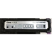 Genz Benz Gbe400 Bass Amp Head
