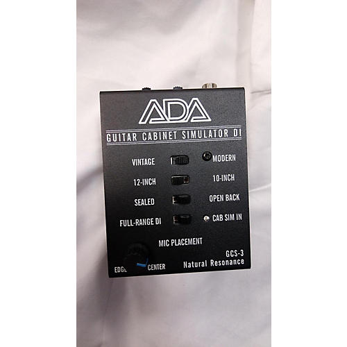 ADA Signal Processors Gcs3 Direct Box