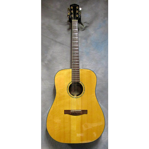 Fender Gd47s Nat Acoustic Electric Guitar