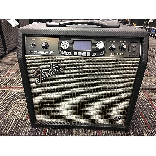 Fender Gdec 3 30 Guitar Combo Amp