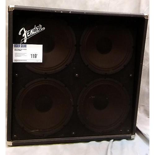 Fender Ge412 Black Guitar Cabinet-thumbnail