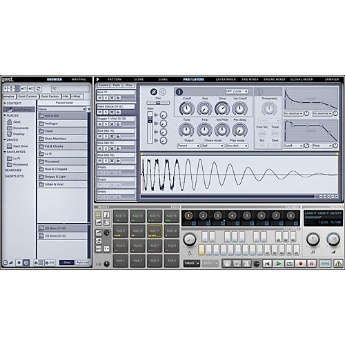 Fxpansion Geist Virtual Sampling Instrument Software Download