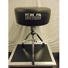 Pork Pie Gel Drum Throne