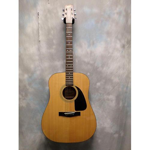 Fender Gemini Model II Acoustic Guitar