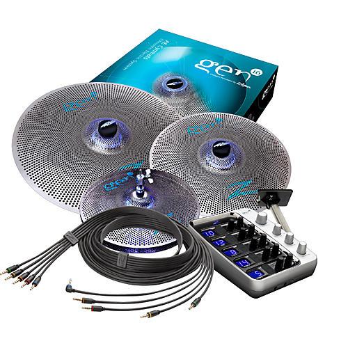 Zildjian Gen16 Acoustic-Electric Cymbal Box Set