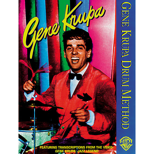 Alfred Gene Krupa Drum Method Video