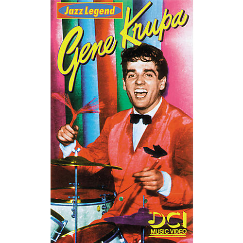 Alfred Gene Krupa Jazz Legend Video-thumbnail