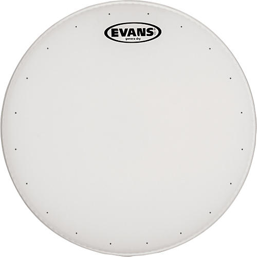 Evans Genera Dry Batter Snare Head  14 in.-thumbnail