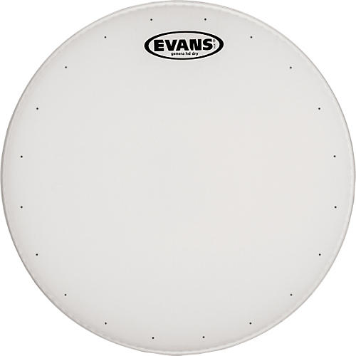 Evans Genera HD Dry Batter Coated Snare Head  13 in.