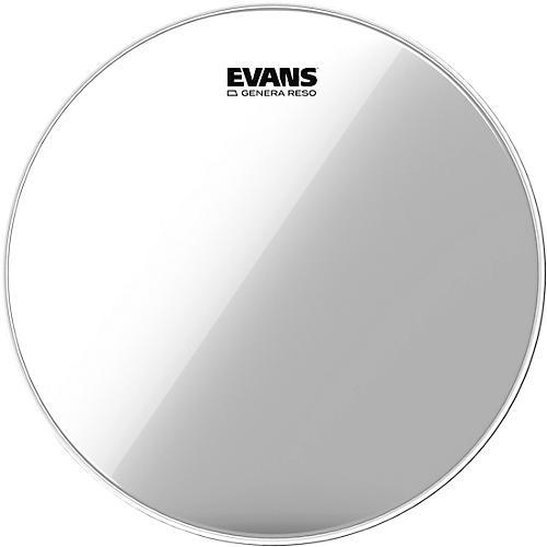 Evans Genera Resonant Clear Drumhead-thumbnail