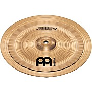 "Meinl Generation X Electro Stack 10"" and 12"" Effects Cymbals"
