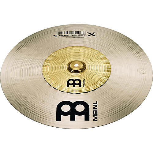 meinl generation x johnny rabb safari ride effects cymbal guitar center. Black Bedroom Furniture Sets. Home Design Ideas