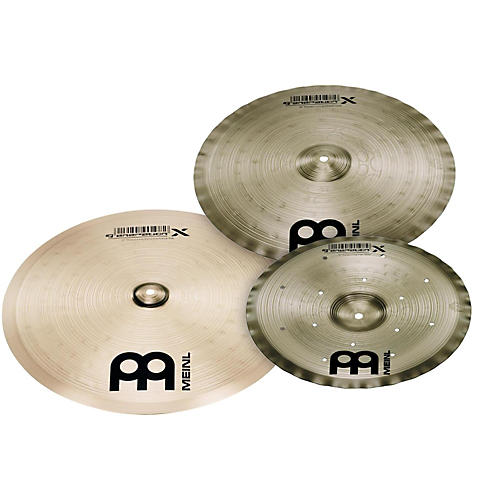 meinl generation x thomas lang cymbal pack guitar center. Black Bedroom Furniture Sets. Home Design Ideas