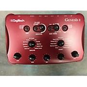 Digitech Genesis 1 Amp Modeler Effect Processor