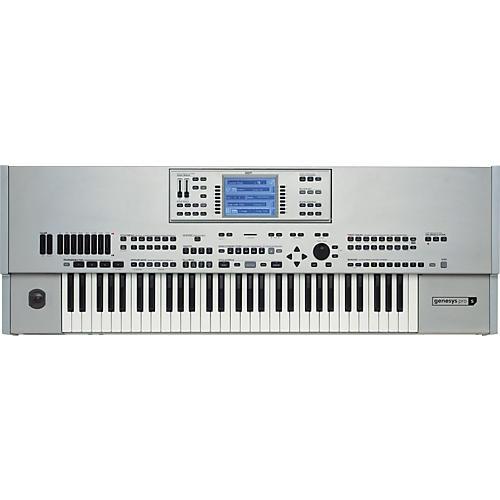 Gem Genesys Pro S Professional Multimedia Keyboard Workstation