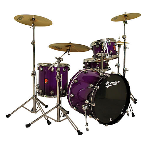 Premier Genista 4-Piece Maple Legend 20 Shell Pack-thumbnail