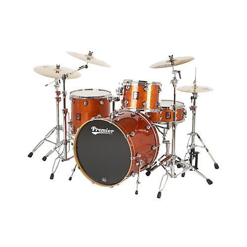 Premier Genista Maple Concert Master Ace 24 4-Piece Shell Pack