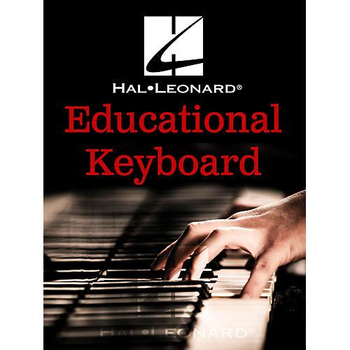 SCHAUM Gentle Blossom Educational Piano Series Softcover